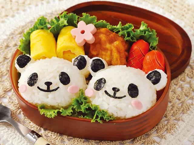 Comida saludable y comida creativa