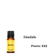 Escensia de aceite de Sándalo