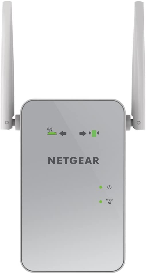 Extensor de wifi NETGEAR WALL PLUG VERSION