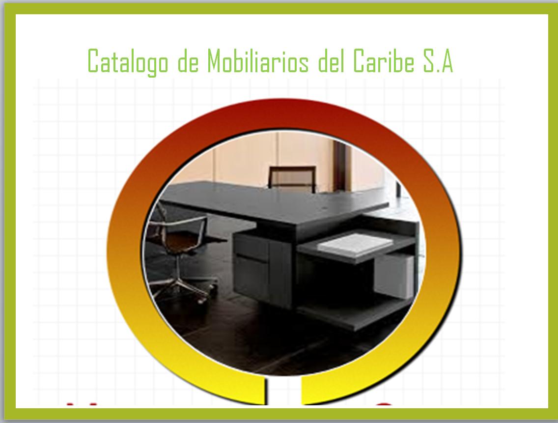 Catalogo de Mobiliarios S.A