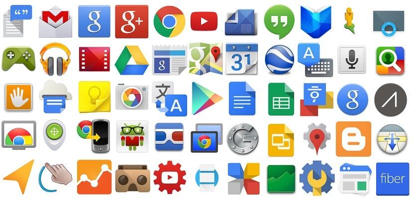 Anuncios en app de Google