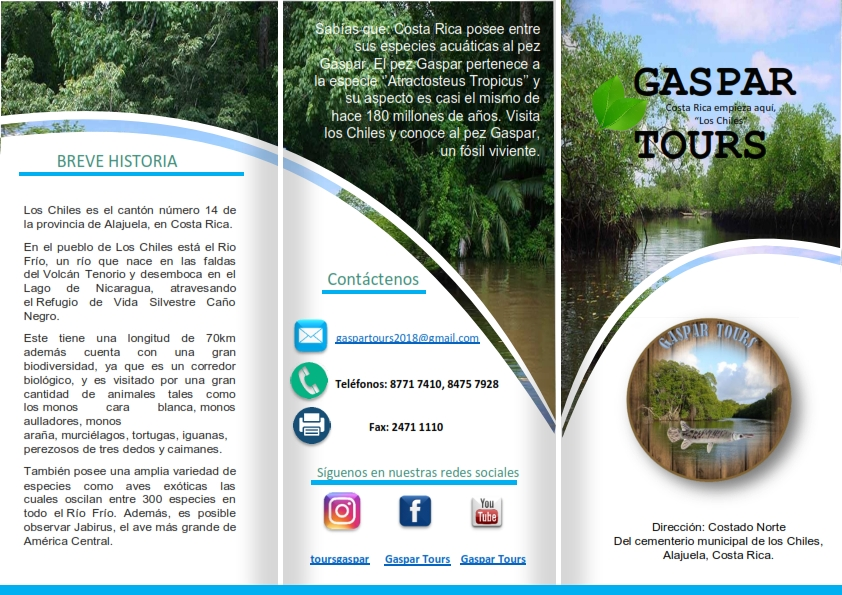 Brochure Informativo y Video Promocional